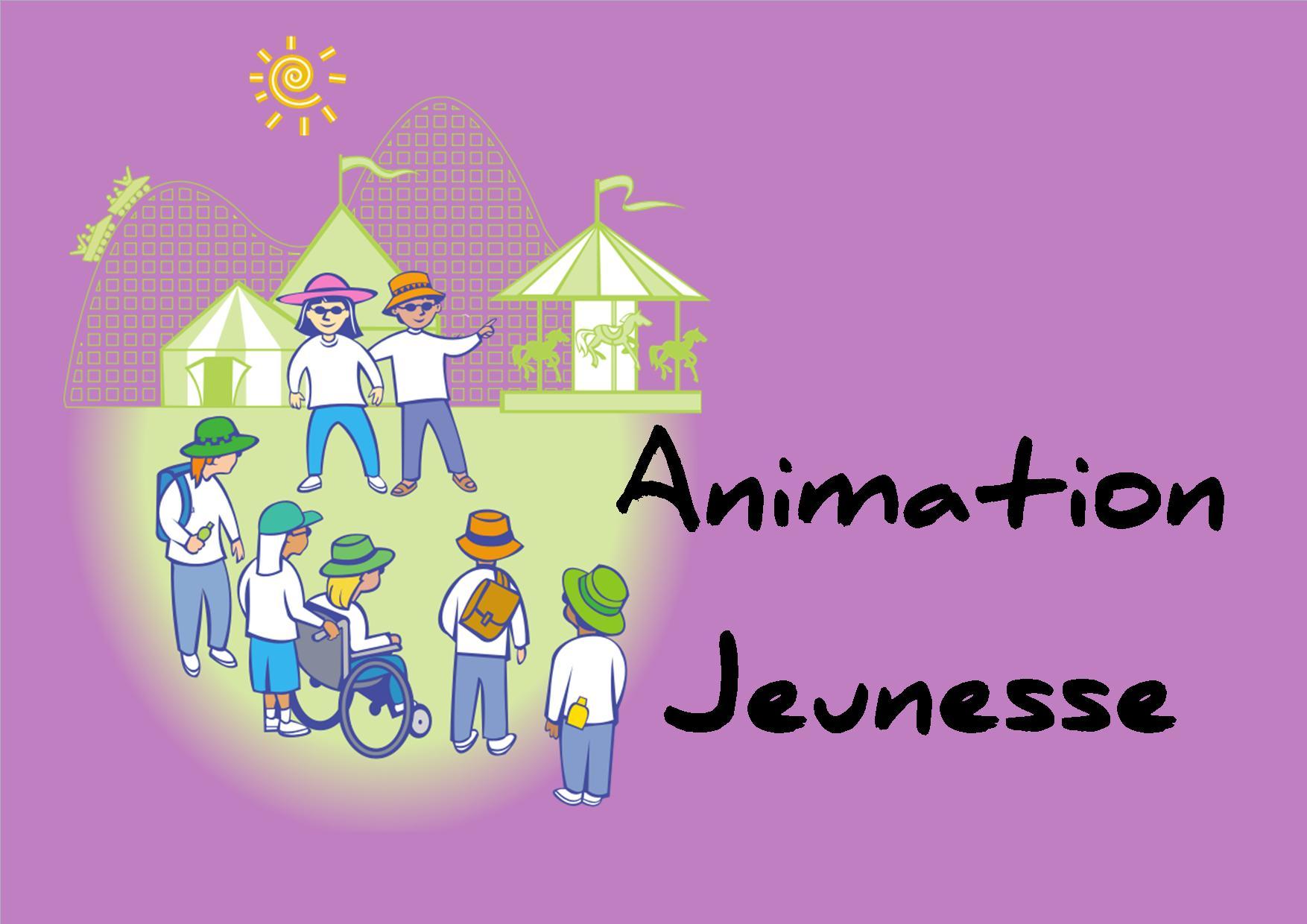 Logo des animations jeunesse
