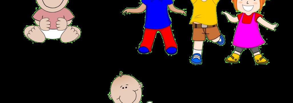 Graphisme de petits enfants