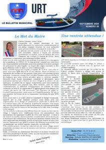 Bulletin municipal - septembre 2020