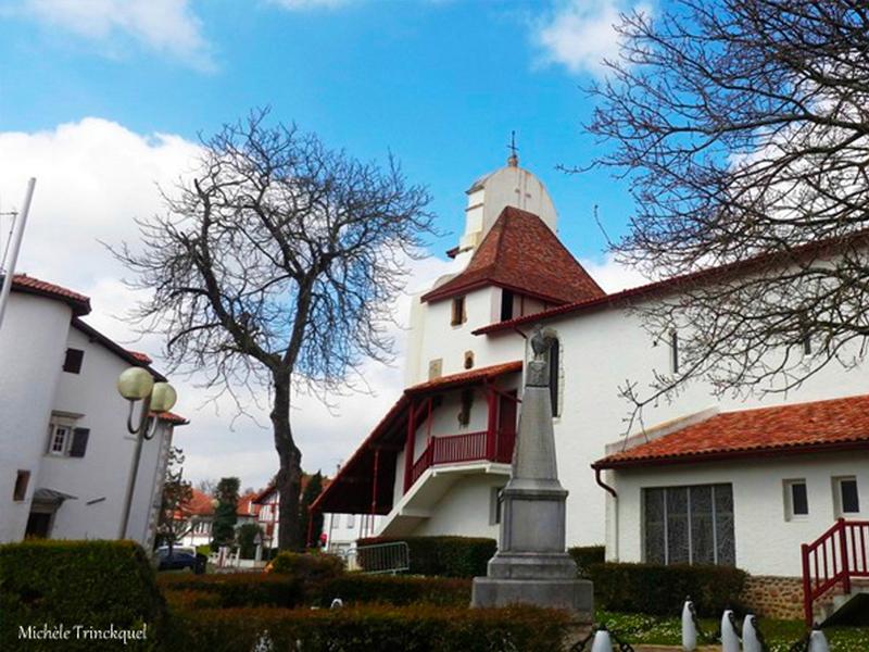 L'Eglise - Crédit Michele Trinckquel