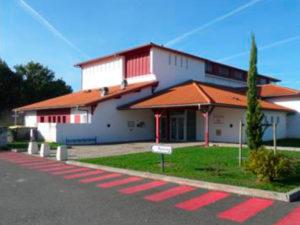 Salle Jean Castaing - Vue de l'extérieur