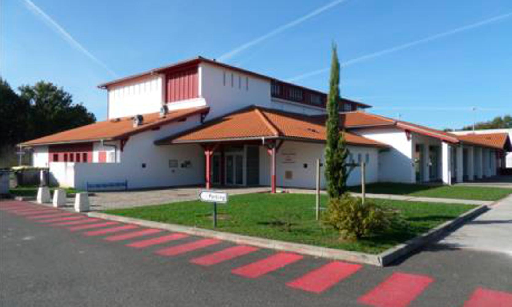 Salle Jean castaing