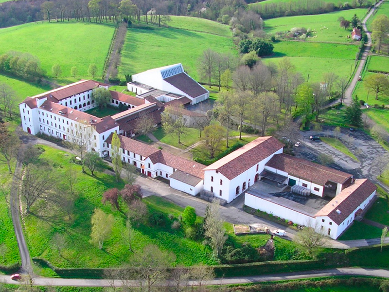 Abbaye de Belloc