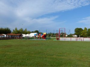 Photo des infrastructures sportives de la comune