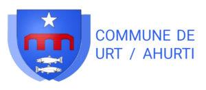Logo de la Commune de Urt - Blason