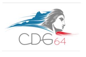 Logo du Conseil Général du 64 - Emploi