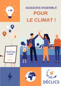 Affiche Déclic Climat