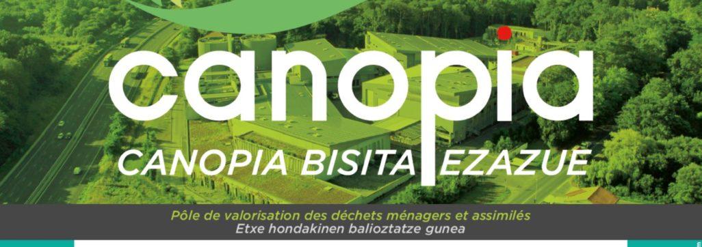 Affiche Canopia