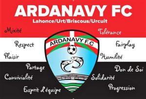 Photo de l'association ARDANAVY FC