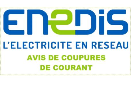 Coupure électrique 28/04/2021