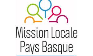 Logo de la mission locale du Pays basque