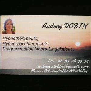 Audrey Dobin hypnothérapie