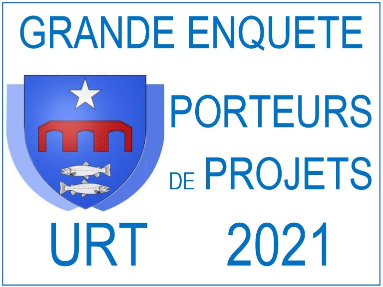 enquête de la commune sur les futurs projets