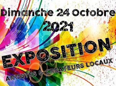 Exposition artistes et créateurs